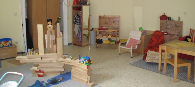 Gruppenraum der Kinder Ü2